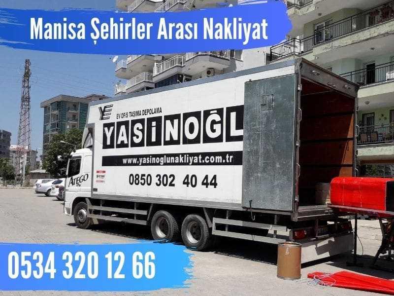 manisa istanbul şehirler arası nakliyat